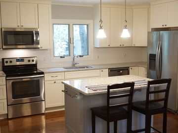 Kiawah Island cottage rental - Newly remodeled kitchen with new appliances, cabinets, countertops and more!
