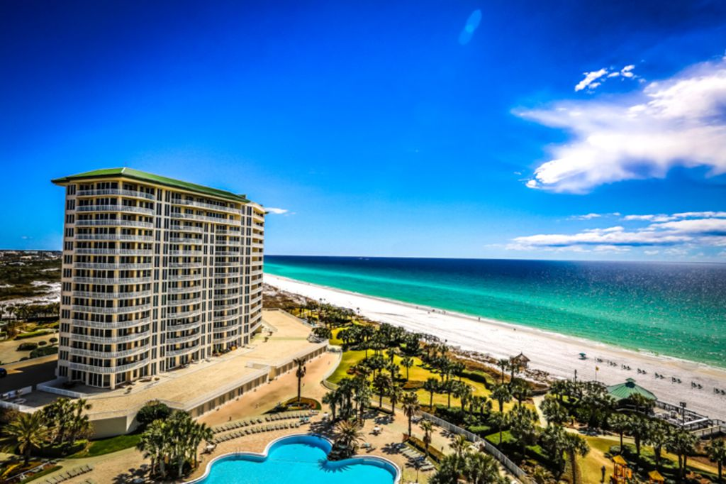 Destin Condominium For Rent at Silver Shells, VRBO Home