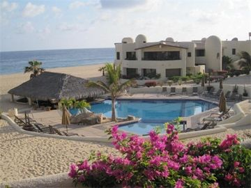 Cabo San Lucas condo rental - View from your patio
