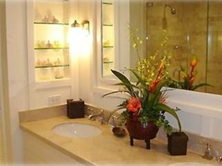 Kahuku - Turtle Bay condo photo - Master Bathroom.