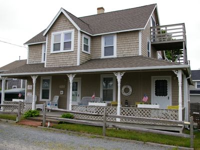 West Yarmouth house rental - Great Hyannis Harbor views 100 yards to Bayview beach