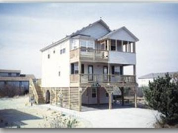 Ocean Sands cottage rental
