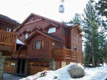 Mammoth Lakes townhome rental - Luxury Townhome 100 years from Gondola and Village
