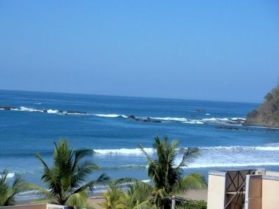 Jaco condo rental - Picture perfect and post card worthy! Overlooking the Pacific Ocean!