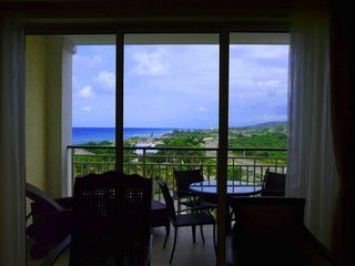 Montego Bay apartment photo - Balcony and view