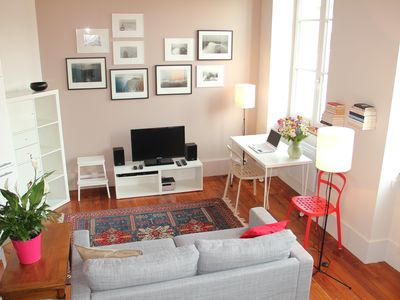 The House of the 365 windows located in the heart of Lyon, 34 m² quiet renovated