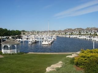 Manistee condo photo - Marina and Gazebo