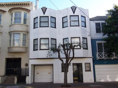 Stylish Two Bedroom Flat in San Francisco's Castro -14th Street