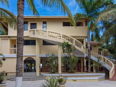 Newly Remodeled 6 Bedroom 5 Bath Beachfront Home