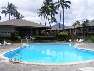 Princeville condo photo - Biggest pool in Princeville! 75 feet long!