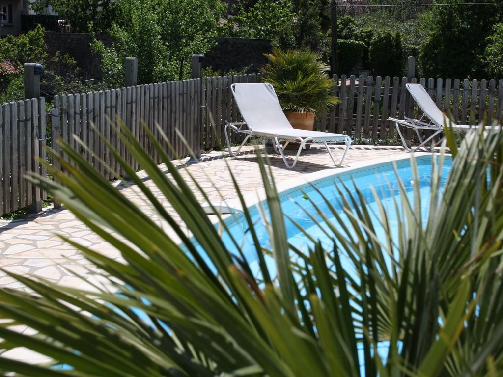 La Paloma: House in France, private pool, stunning views, walk ...