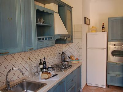 A few steps from St. Peter, private parking, garden and solarium with barbecue.