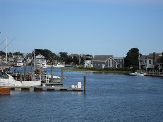 Hyannis - Hyannisport house photo - Walk To Hyannis Harbor and Take A Ferry To The Islands or Maybe a Cruise.