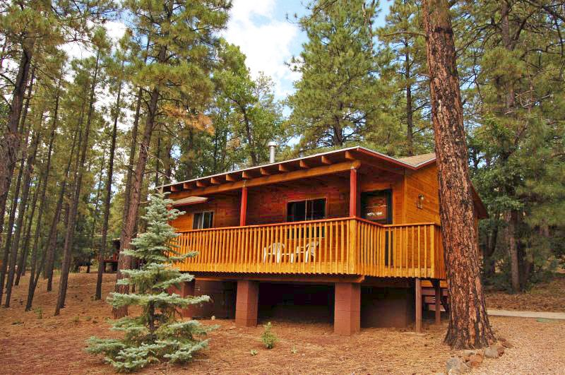 Quiet & Private Cabin in the Woods, Backing... - VRBO