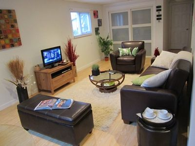2 BEDROOM APARTMENT -Large Living Room