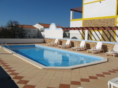 Manta Rota house rental - Swimming Pool in Gated Condominium