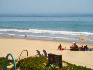 Carpinteria condo photo - View from 2nd Floor Balcony