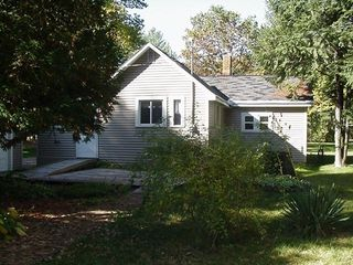 Exterior-Back - Interlochen cottage vacation rental photo