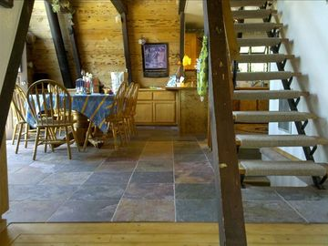 Soda Springs cabin rental - Dining for 10