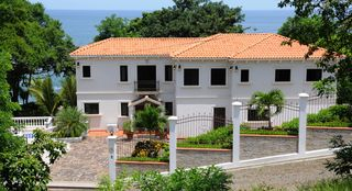 Playa Carrillo villa photo - House view.