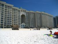 Ocean Front 10th-Floor View at Majestic Sun in Destin