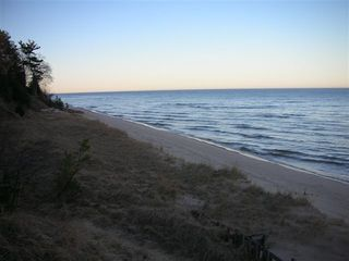 Manistee house photo - Lake Michigan at Dusk