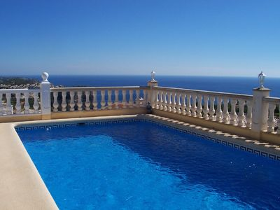 Apartment sleeps 4 on a select development with private pool and sea views