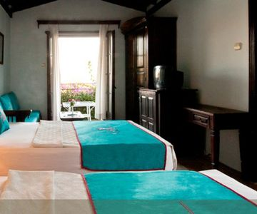 Relax in Our Pool - Standard Room