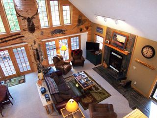 Deadwood cabin photo - DML Great Room