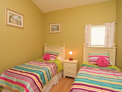 Glenbrook Resort villa rental - twin bedroom