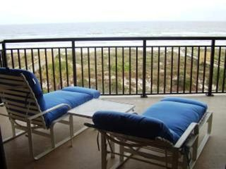 St. Augustine condo photo - Private, Panoramic View Of Atlantic From 28' Balcony