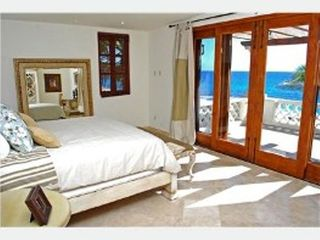 San Jose del Cabo villa photo - Master Bedroom upstairs