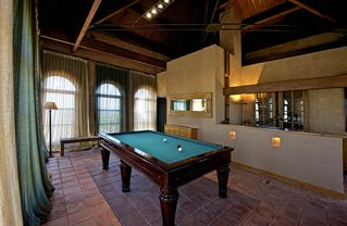 Zamora Province villa photo - The Winemaker´s house: Billiard room. Views over the vineyards.