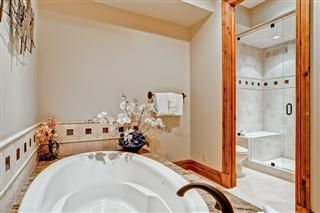 Westgate condo photo - Master Tub and Shower