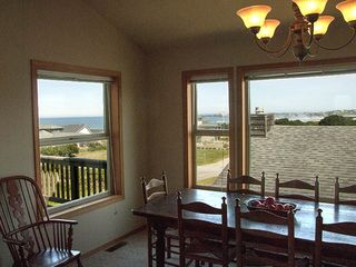 Bandon house photo - View from the dining room