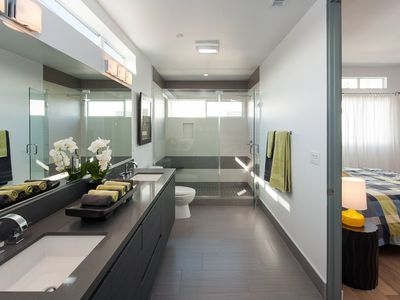 Another view of master bathroom.