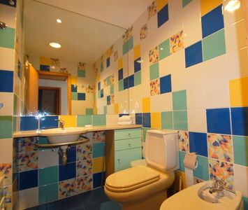 Albufeira Town and Marina apartment rental - Bathroom