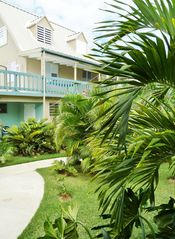 Vieques Island cottage photo - You'll love our tropical gardens!