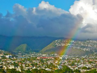 Waikiki condo photo - Beautiful rainbows over Pololu Valley are a common occurrence