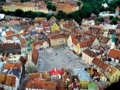 Estonia apartment rental - Town Hall Square Tallinn - 2 min from apartment