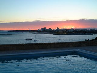 Ferragudo house photo - View over swimming pool