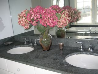 Sag Harbor house photo - Double Sink in Master Bath