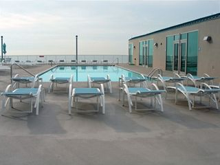 Biloxi condo photo - Main Pool Overlooking the Beach