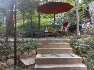 Lake Arrowhead studio rental - Your path to your Skyforest retreat