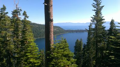 Emerald bay...one of the best place in Lake Tahoe.