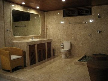 Bathroom One