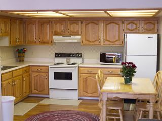 Kanab house photo - Full stocked lower kitchen