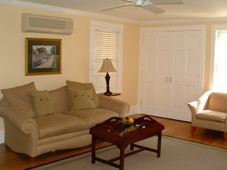 Ogunquit house photo - Living area with TV Rentals By The Sea