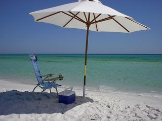 Seagrove Beach house photo - You Could Be Here Too!! Sugar Sands & Emerald Waters!