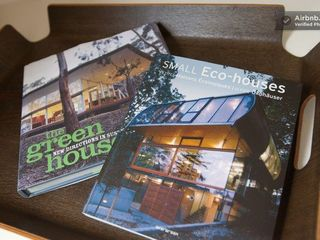 San Francisco house photo - Books and magazines for your enjoyment.